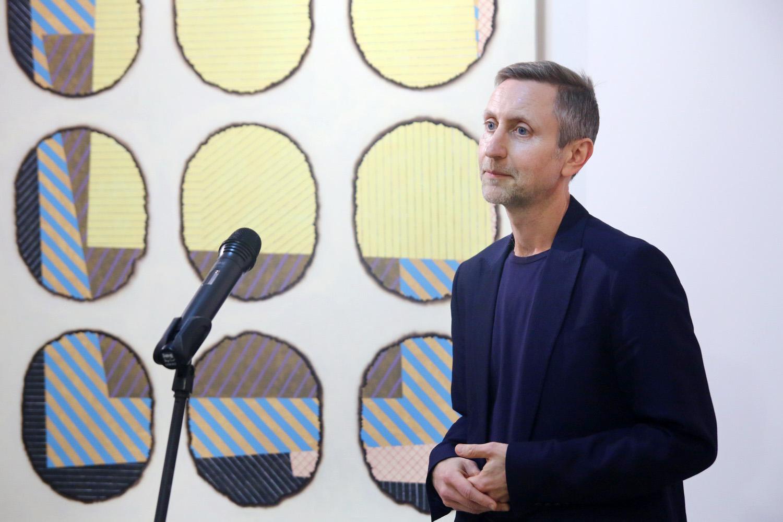 Wernisaż Grzegorz Sztwiertnia