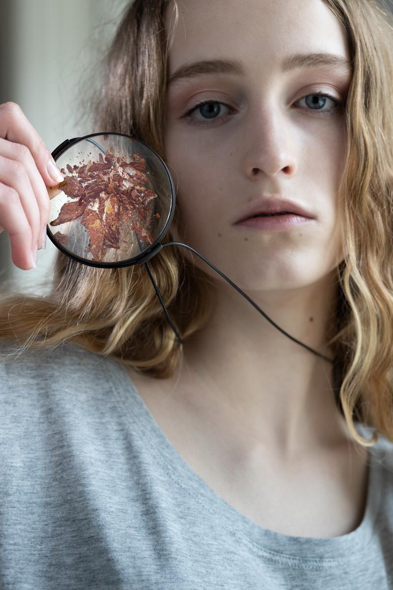 Luiza Mężyńska (Polska), wisior z kolekcji Piękno