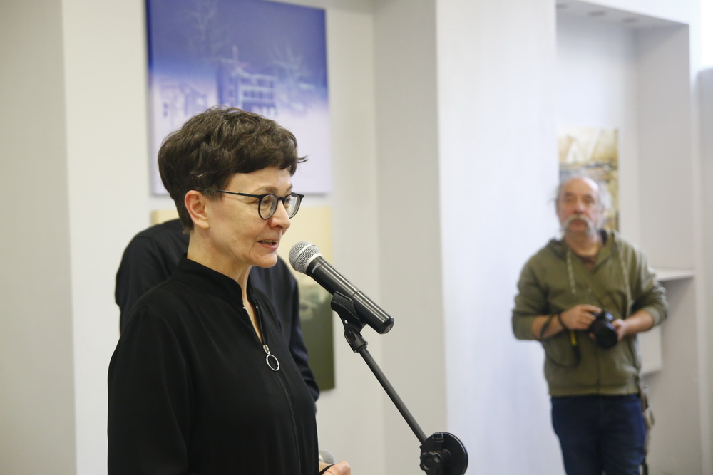 Jelena Połujanowa i Jerzy Rodziewicz