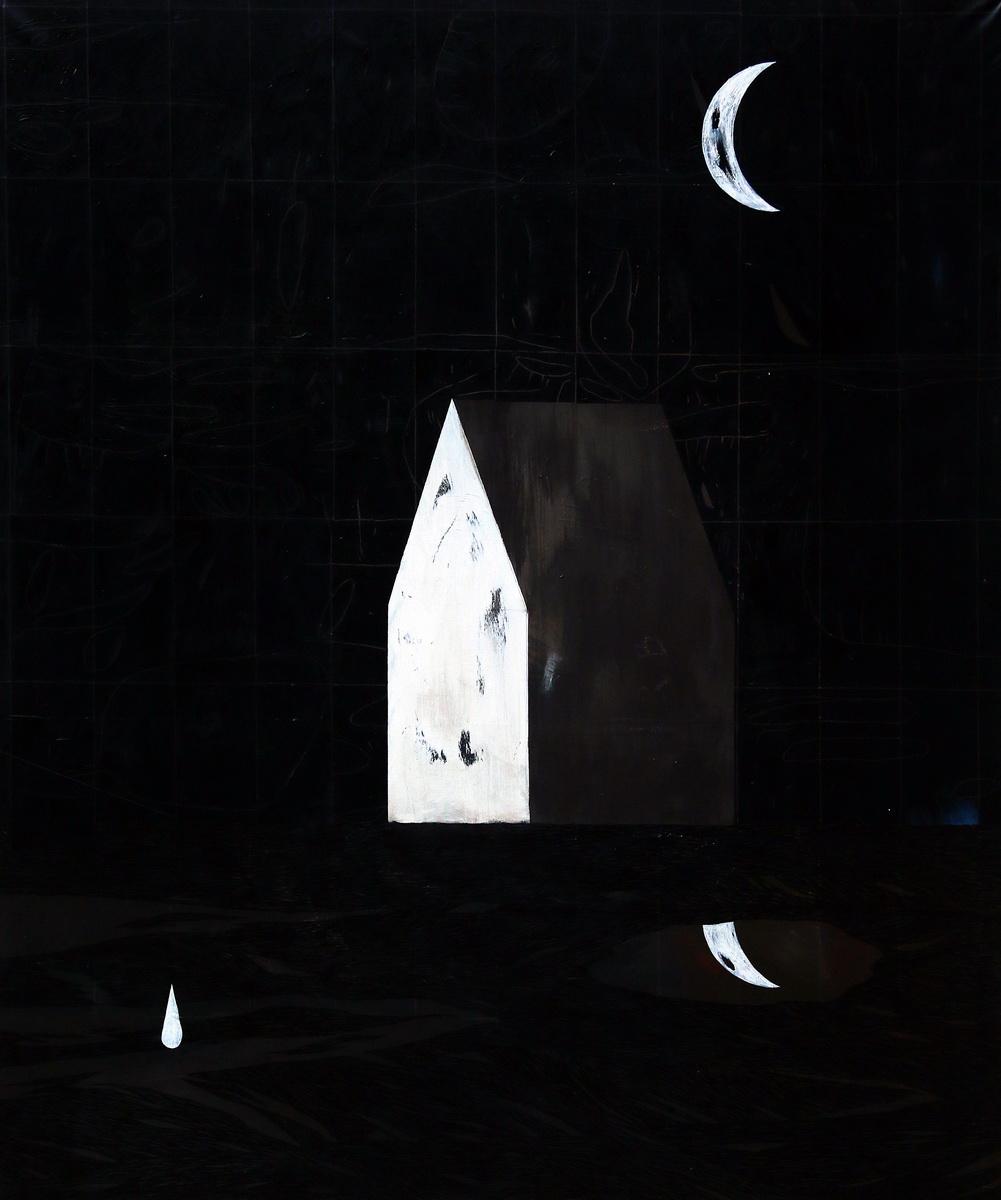 Rafalski Mateusz-Nokturn-Olej na plotnie-130x100cm, 2015_resize
